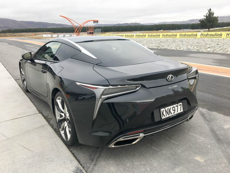 The sensational new coupe from Lexus; the Lexus LC 500 and Lexus LC 500h (hybrid) in black. Photos taken at the official dealer launch day at Highlands Motorsport Park, Cromwell, New Zealand.     More on our website: https://www.lexus.co.nz/en/models/lc/lc-500.html?addealer=christchurch