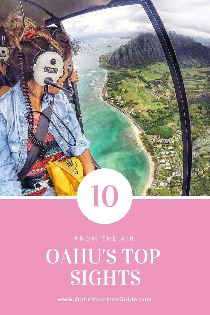 Oahu Helicopter Tours (With images) Oahu, Helicopter