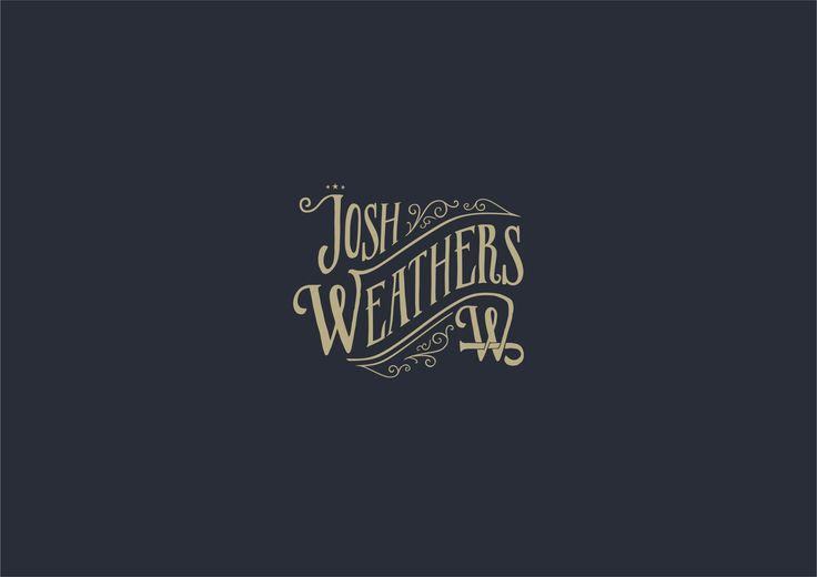 Josh Weathers solo musician logo