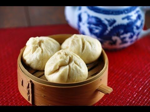 Traditional Chinese Steamed Pork Bun Recipe - Jessica Gavin