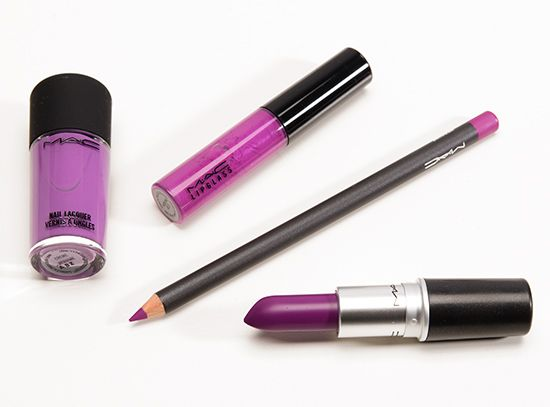 MAC Heroine Lipstick Review, Photos, Swatches