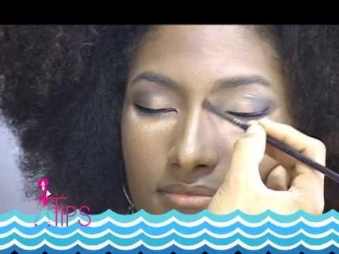 Tips Para Un Maquillaje Bronceado