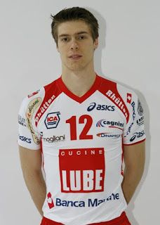 Famous Volleyball Players - Gert Van Walle