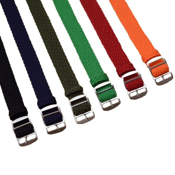 $5.84 (Buy here: https://alitems.com/g/1e8d114494ebda23ff8b16525dc3e8/?i=5&ulp=https%3A%2F%2Fwww.aliexpress.com%2Fitem%2F1-PCS-Wholesale-Fashion-Nylon-Woven-Watchband-Watch-Strap-20mm-for-Nato-Perlon-Watch-Strap%2F32678343684.html ) 1 PCS / Wholesale Fashion Nylon Woven Watchband Watch Strap 20mm 22mm for Nato Perlon Watch Strap for just $5.84