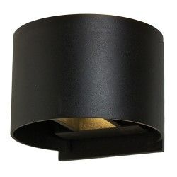 Round Directional LED Wall Sconce