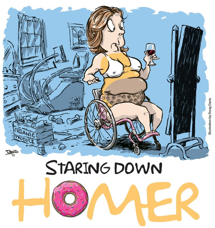 Losing Weight in a Wheelchair