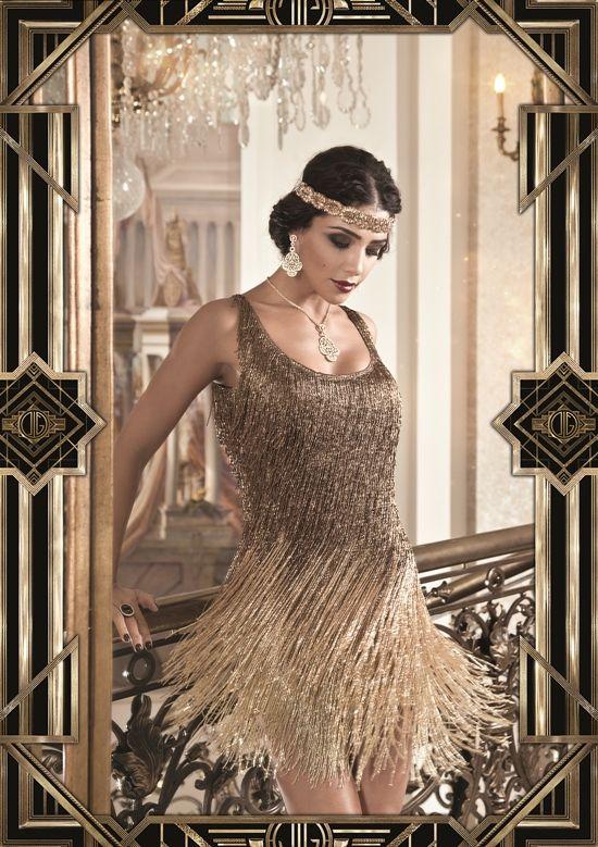 Одежда в стиле Гэтсби (78 фото)  образы в духе женщин из романа
