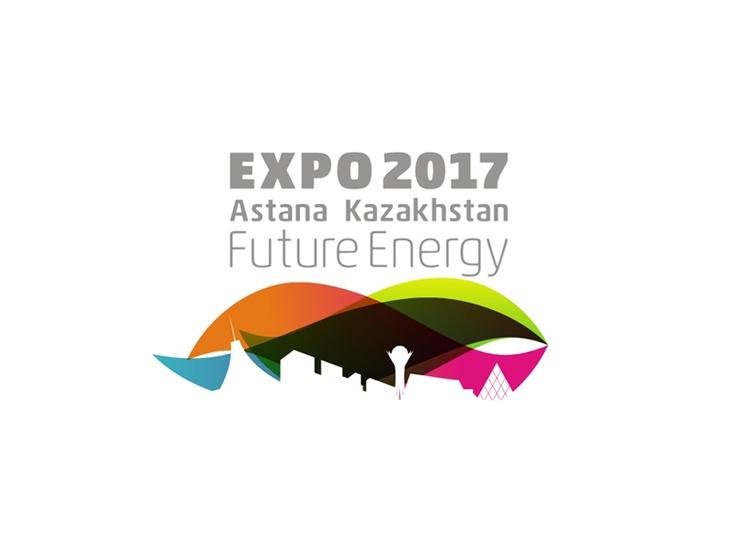 Expo 2017 Astana logo design proposal by Utopia Branding