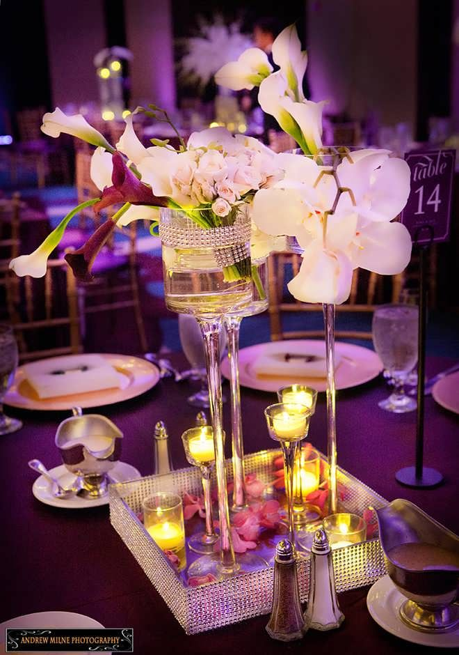 purple themed bridal shower%0A Hydrangea Centerpieces For Weddings Ideas  centerpieces  weddings  ideas   bridal  shower    Purple Wedding CenterpiecesWedding DecorationsPurple