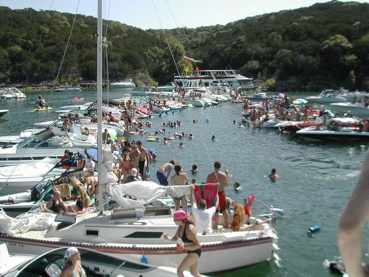 lake austin july 4th