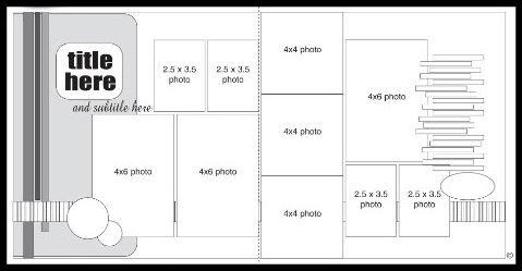 Double page - 10 pics