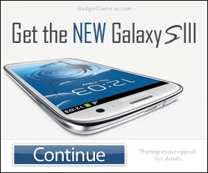 Galaxy S III - It's cool ....