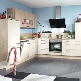 Nobilia niemiecka marka wysoka jakość niemieckich mebli kuchennych. Magnolia softmatt