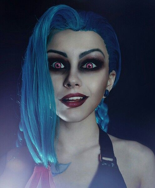 Jinx ~ League of Legends