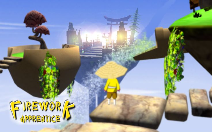 """Firework Apprentice"" is upcoming iOS Adventure game. Find out more at: www.facebook.com/firework.apprentice"
