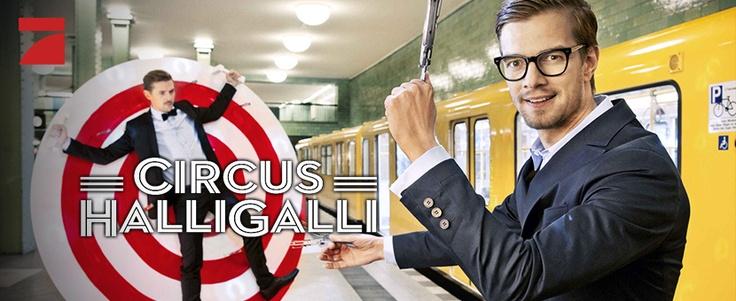 Circus Halligalli - Die neue Show von Joko & Klaas