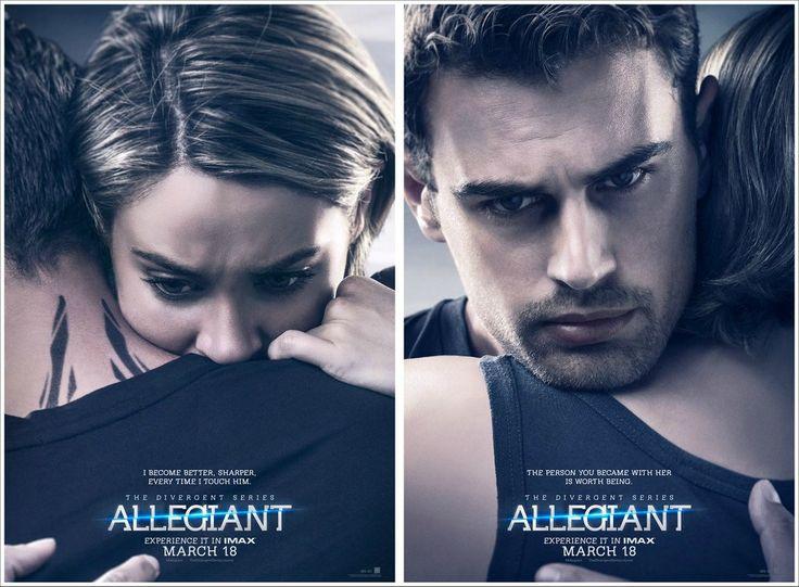 Allegiant Poster_Tris and Four