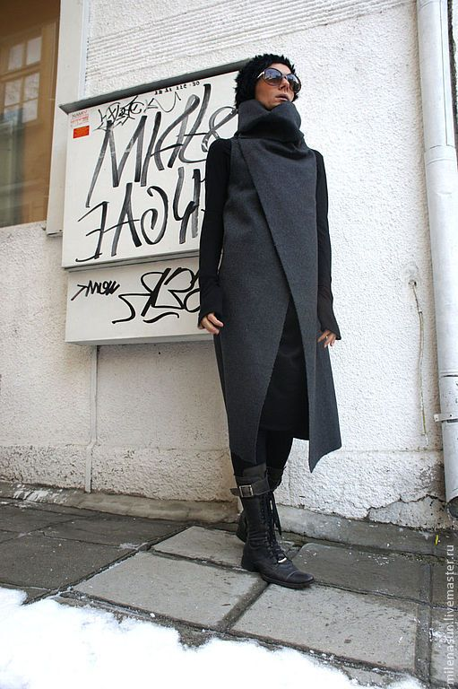 Купить Кашемировое пальто Gray Guess - пальто, серое пальто, шерстяное пальто, женское пальто
