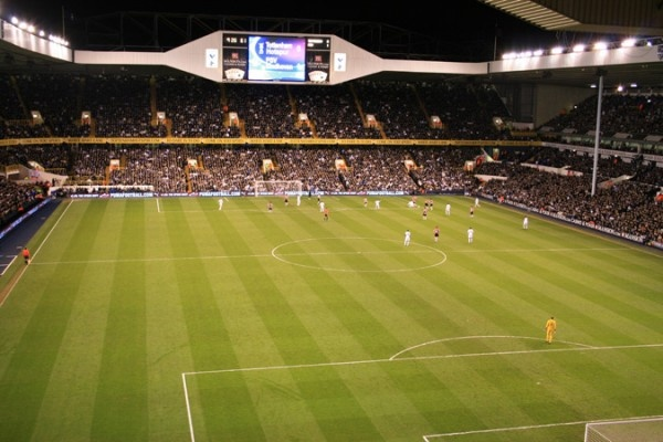 White Hart Lane Premier League - Football Flight - Home of British Football Trips