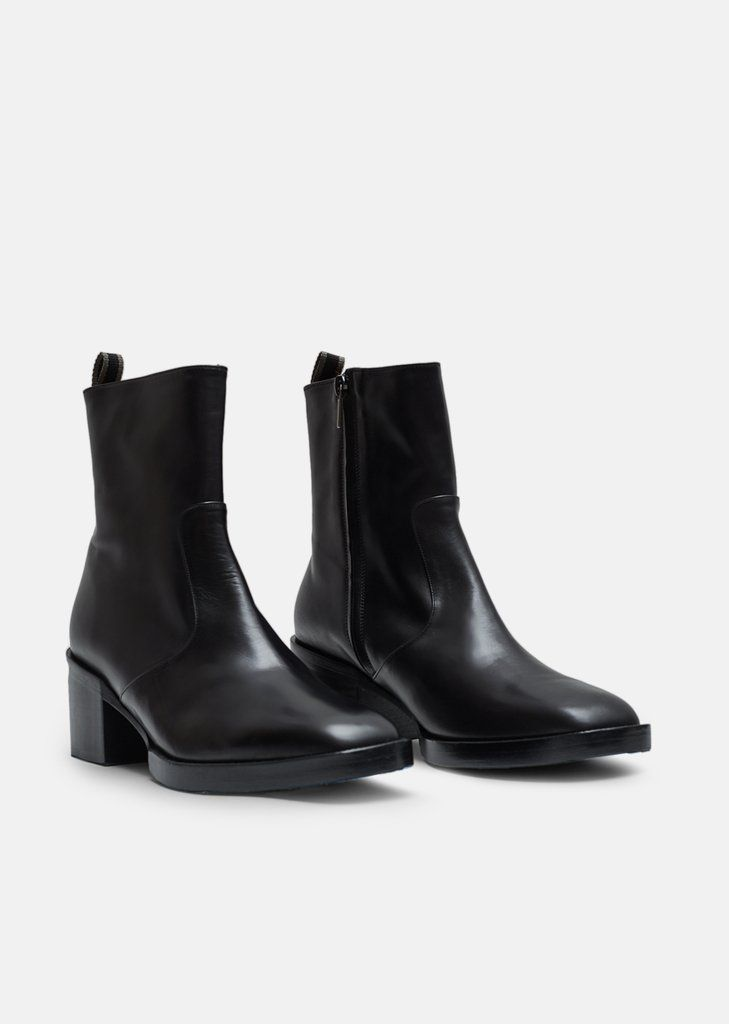 9319838b4 Caleb Ankle Boots - US 6 / Blk Lcalf in 2019 | Women's Shoes | Boots ...