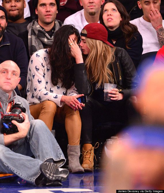 michelle rodriguez & cara delevingne...dey all be watching...
