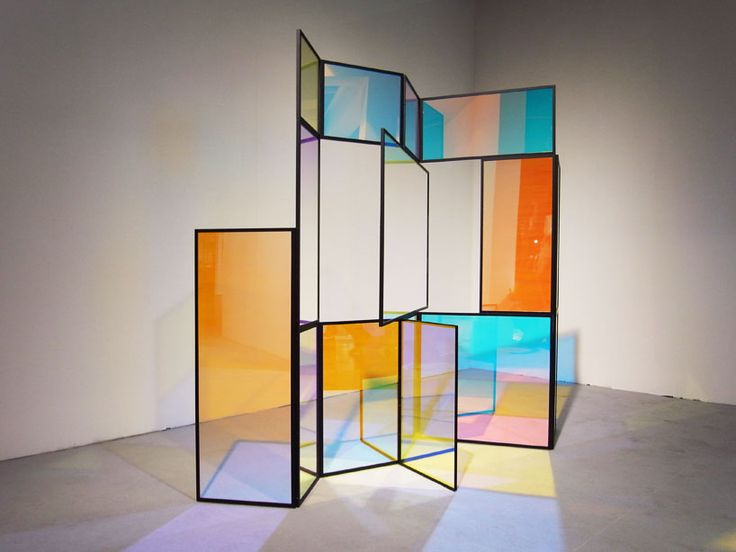 Camilla Richter 'And A And Be And Not'; room divider