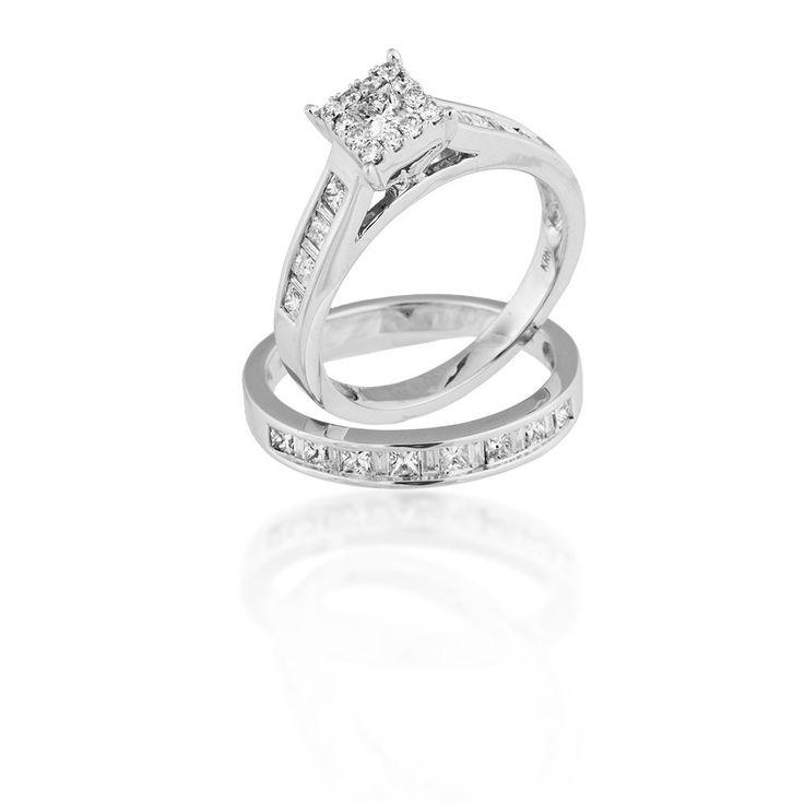 ... Gold Diamond Wedding Set | Wedding Sets | Wedding 1999. Riddles