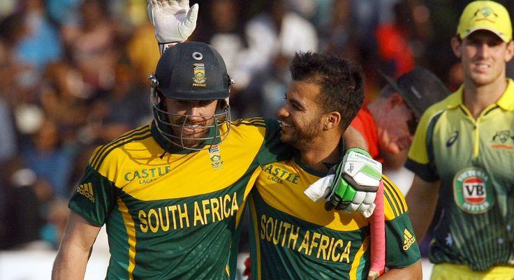 SuperSport - Cricket JP & AB