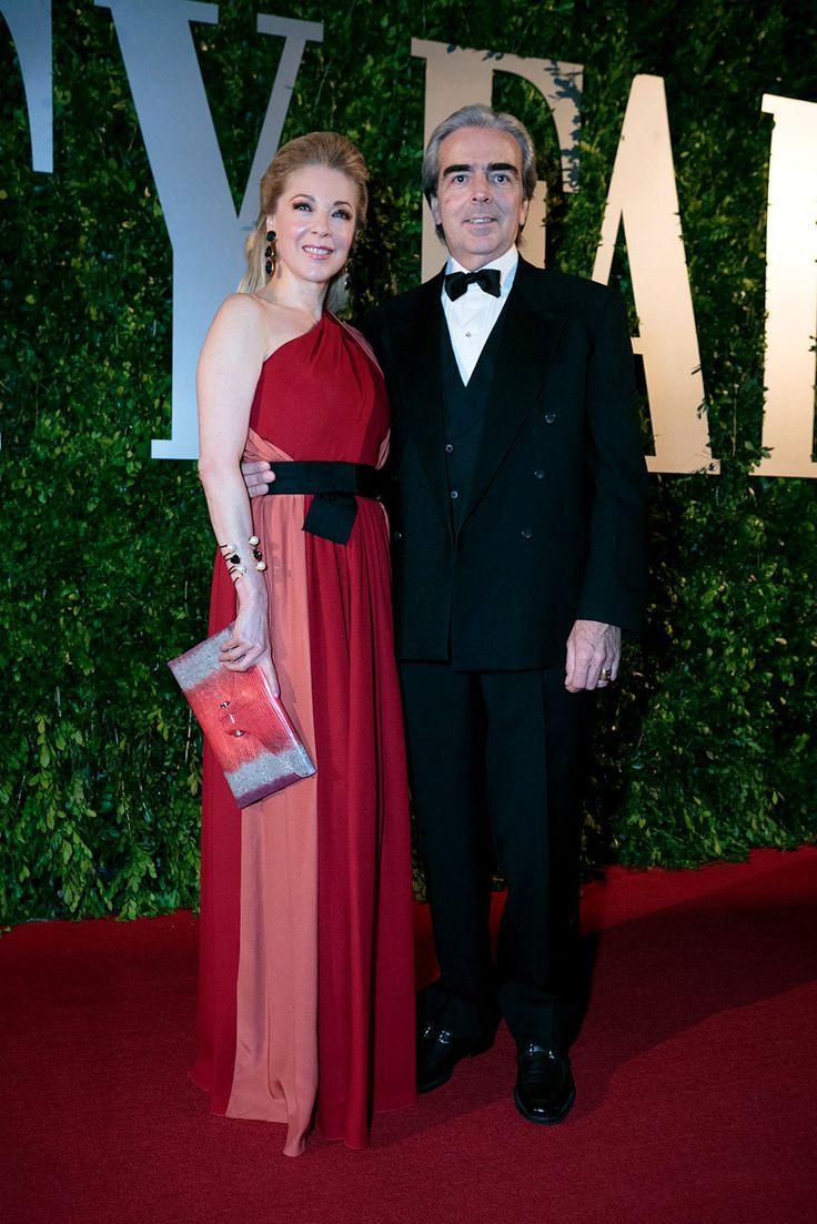 Edith González y Lorenzo Lazo   #VanityFairMx