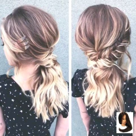 #HairstyleVideos #HairstylesVideoIdee Hairstyles Idea Sweet hairstyle for a day trip. Try it at home.