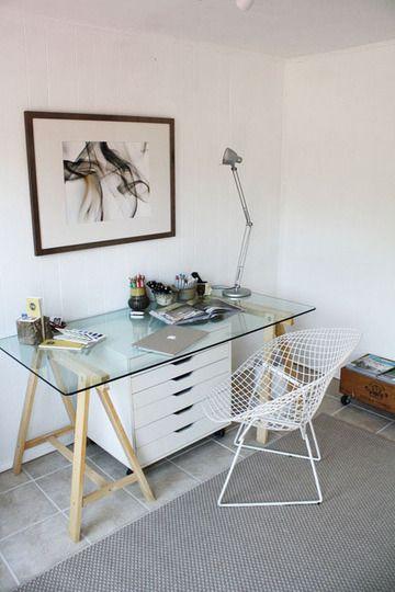 Ikea Toddler Bed Weight Limit ~   Ikea Desks, Diy Desks, Work Spaces, File Cabinets, Glasses Tops Desks