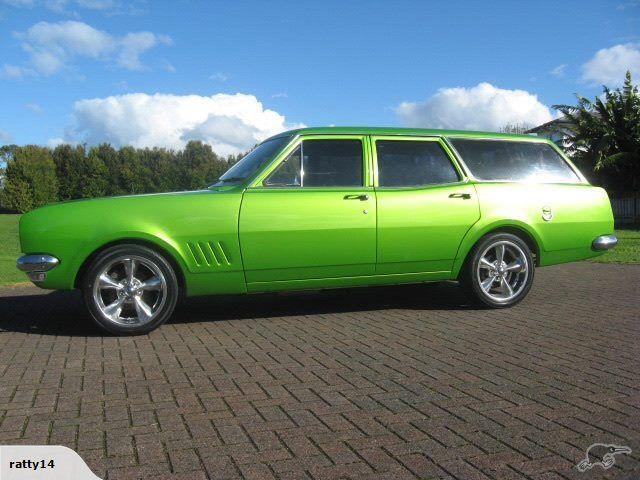 Holden Kingswood HT 1970