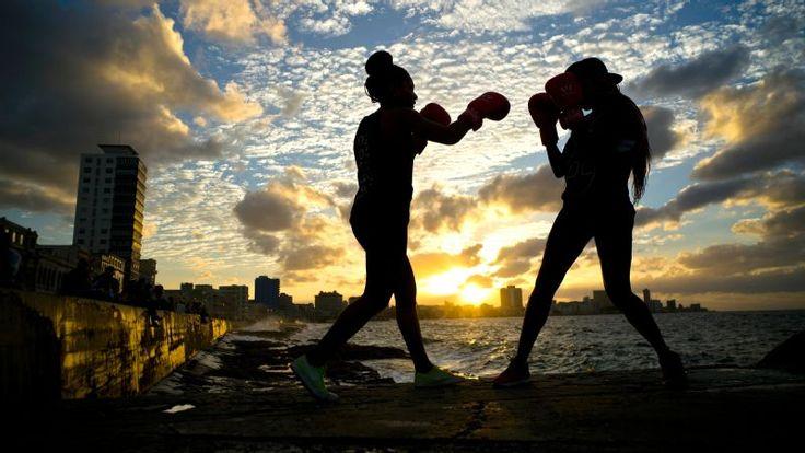 Women+demand+Cuba+support+first+female+boxing+team