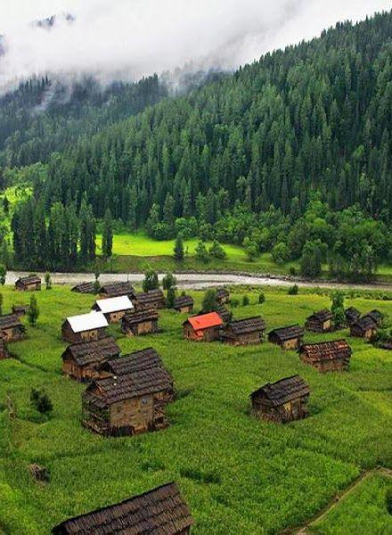 Neelam Valley, Azad Kashmir, Pakistan: