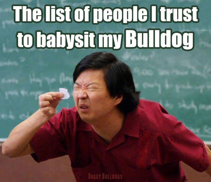 (1) Baggy Bulldogs