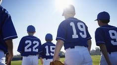 5 Little League Baseball Drills to Teach Fielding and Throwing