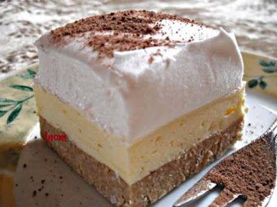Receptek, és hasznos cikkek oldala: Gesztenyés krémes sütés nélkül recept