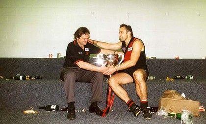 Tim Watson & Kevin Sheedy