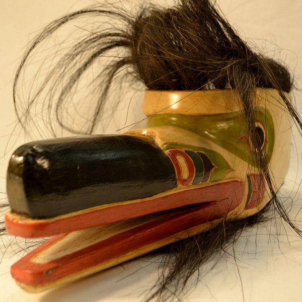 West Coast Thunderbird Mask