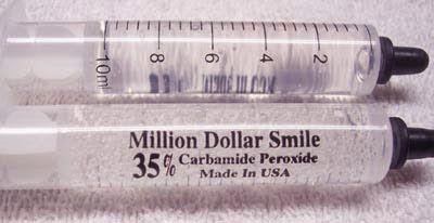 Le peroxyde d'hydrogène contre peroxyde de carbamide : http://blanchiment-de-dents.blogspot.com