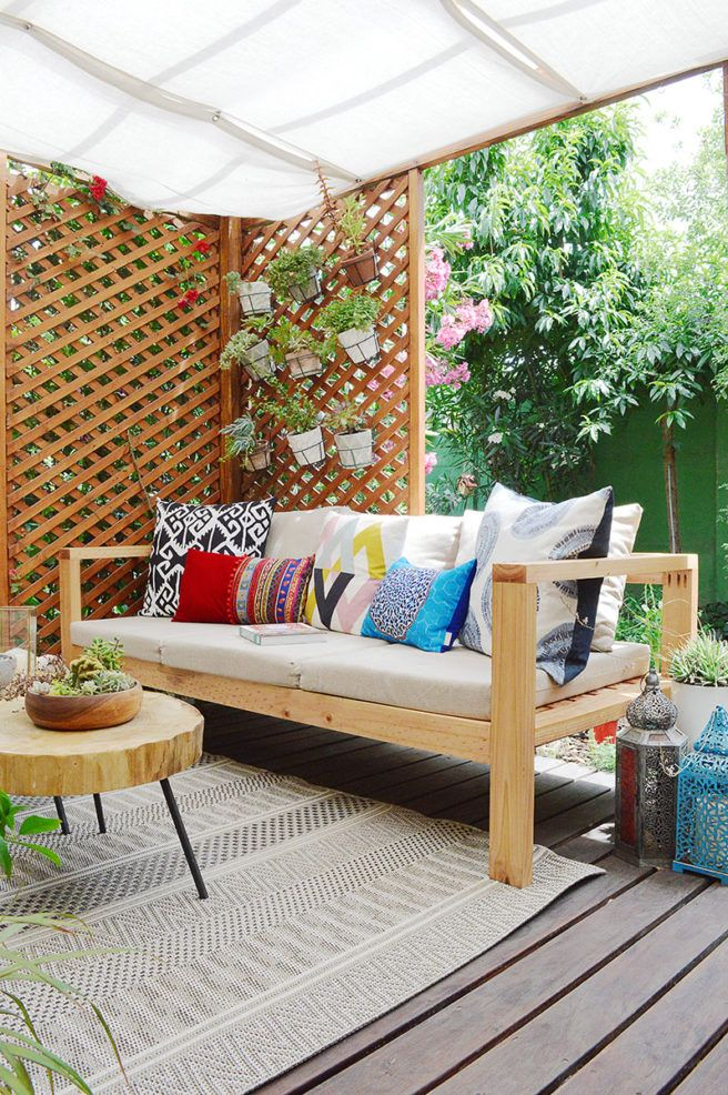 66 best Terraza images on Pinterest | Outdoor ideas, Outdoor spaces ...