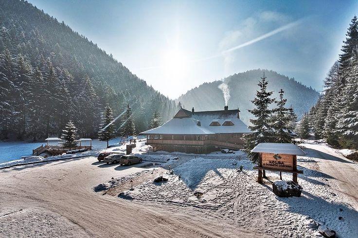 Čutkovská dolina - Koliba u dobreho pastiera (seems like a nice vacation spot...)