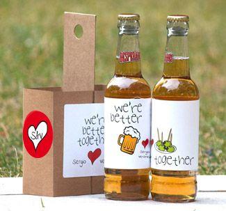 Ideas para un #romántico día #regalos #SanValentín. Comotinta.com