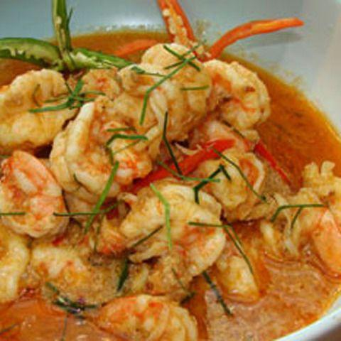 Карри пинанг с креветками: тайские карри, рецепты