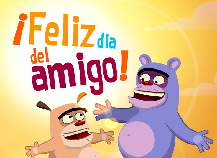 Feliz dia del Amigo! Join us on facebook: https://www.facebook.com/safemoodscom