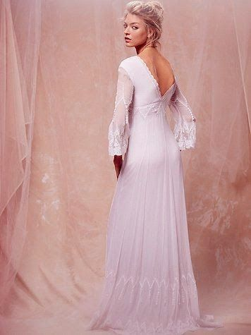 Free People Mystic Gown Affordable Wedding Meval