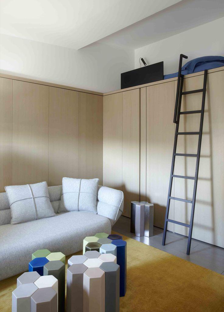 Appartement Minuscule Économiseur D'espace New York