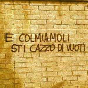 Star Walls - Scritte sui muri. — Forza !