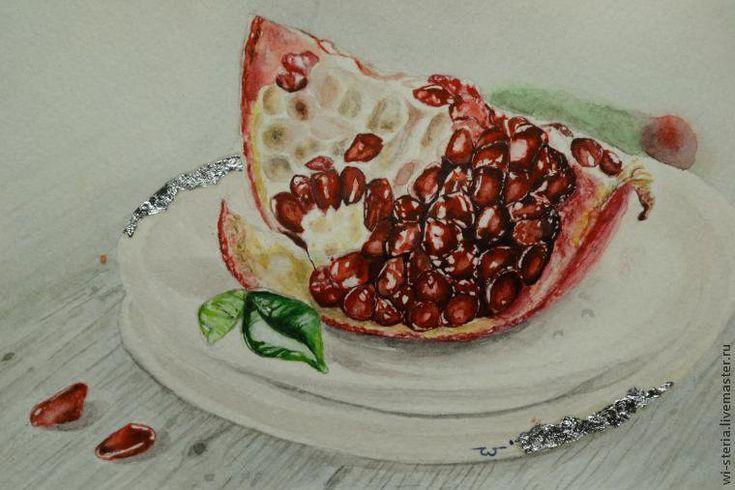 Пишем интерьерную картину в технике акварельной живописи » Prostoykarandash.ru - Уроки рисования карандашом, уроки живописи маслом и акварелью