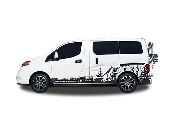 Recon Campers | The Future of Pop Top Camper Vans in the USA